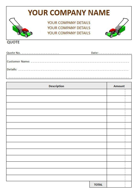 Gardeners NCR Invoice Pads, 2 Column Lined
