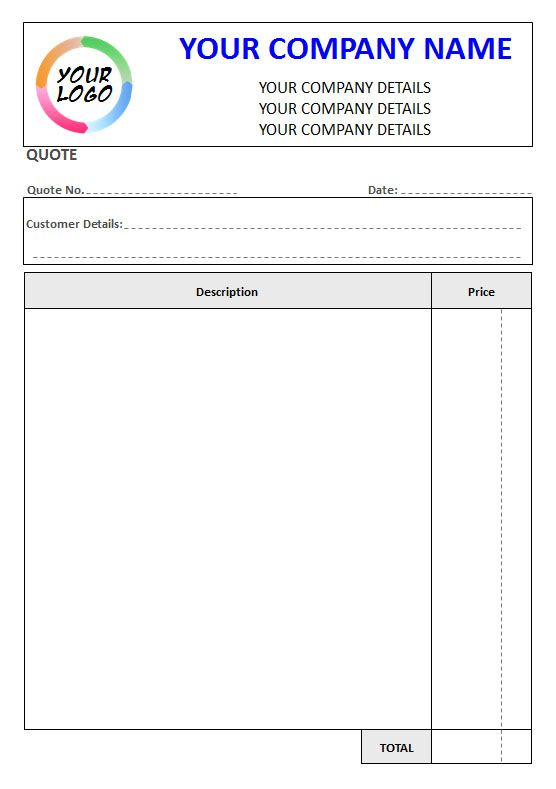 NCR Quote Pads & Sets, 2 Column